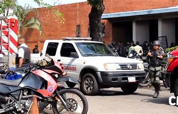 Venezuela: Fallecen 68 personas por incendio en calabozos policiales