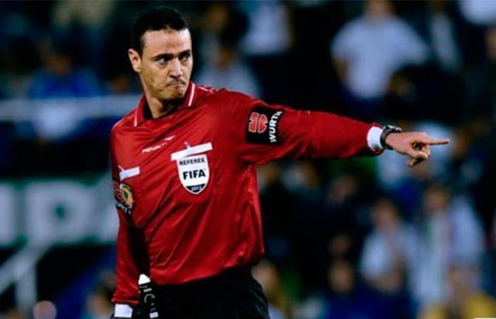 Wilmar Roldán, el árbitro colombiano elegido para Rusia 2018