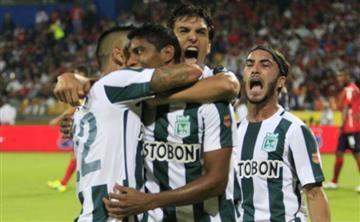 Atlético Nacional se consolida en la punta del fútbol colombiano