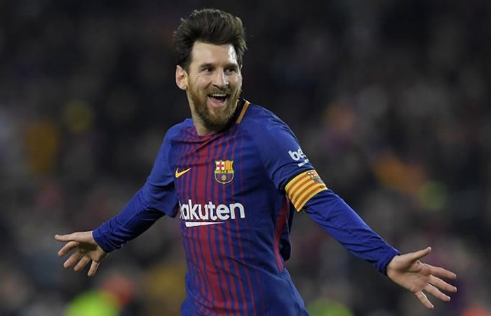 Messi es convocado para jugar frente al Sevilla