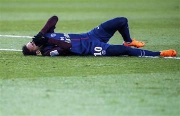 """Neymar volverá a París """"en dos o tres semanas"""""""