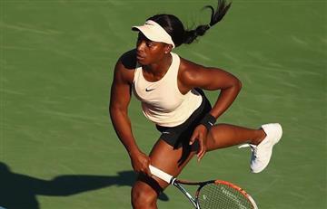 Stephens elimina a veterana Azarenka y es finalista en Miami