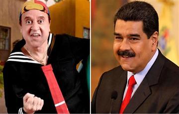 """El mensaje de Carlos Villagrán """"Quico"""" para Venezuela"""
