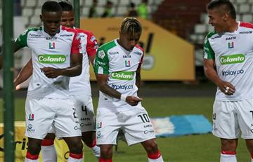 Once Caldas se impuso 3-2 ante Equidad