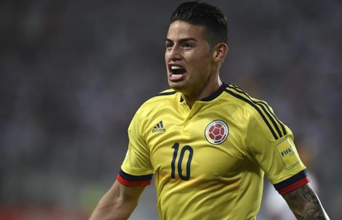 Gol de James Rodríguez ante Uruguay, uno de los mejores de todos los mundiales