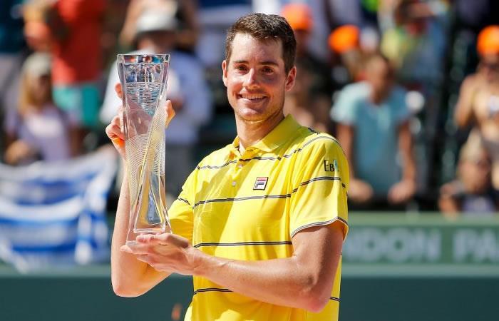 John Isner gana el Masters 1000 de Miami