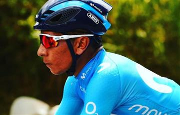 Nairo Quintana y su objetivo para la Vuelta al País Vasco