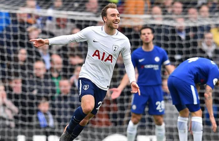 Tottenham supera al Chelsea en casa