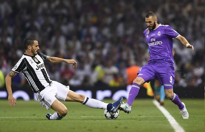 Juventus Vs Real Madrid A Qué Hora Juega Cuadrado En La Champions