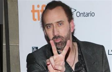 ¡Nicolas Cage está en Colombia!