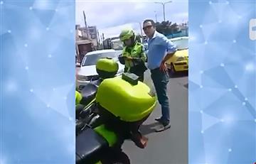 A Hernando Zabaleta le suspenden la licencia de conducción por segunda vez
