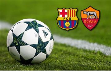 ¿A qué hora y en dónde puedo ver al Barcelona de Yerry Mina en Champions?