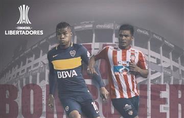 Copa Libertadores: ¿A qué hora y dónde ver Boca Juniors vs. Atlético Junior?
