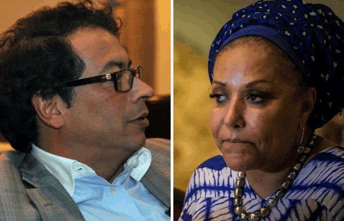 Piedad Córdoba asegura que Petro es apoyado por las FARC