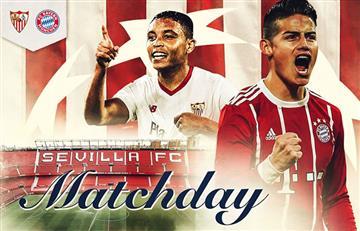 Sevilla vs. Bayern Múnich: Transmisión EN VIVO online
