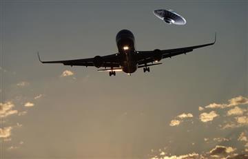Video: Lanzan audio del encuentro entre OVNI y aviones en Arizona