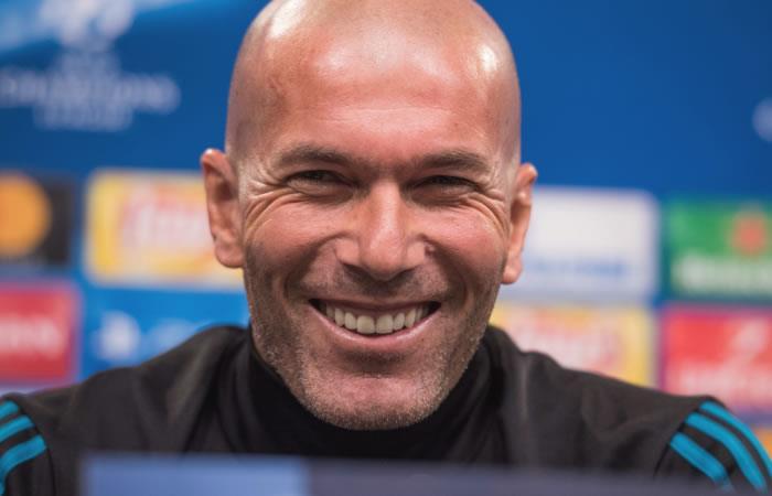 """Zidane: """"Para mí no hay suplentes, tengo 25 jugadores muy buenos"""""""