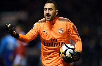 ¿A qué hora y en dónde puedo ver el partido de David Ospina con el Arsenal?