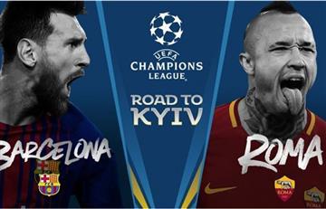 Barcelona vs. Roma: Transmisión EN VIVO
