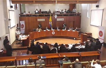 Corte Constitucional aceptó el Estatuto de Oposición
