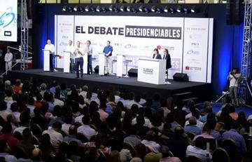 Debate Caribe: El segundo encuentro de candidatos presidenciales en Barranquilla
