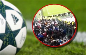 Hinchas de la Juventus y el Real Madrid tienen un gesto increíble