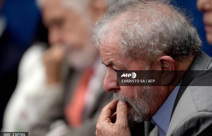 El ex presidente brasileño Luiz Inácio Lula da Silva. Foto: AFP