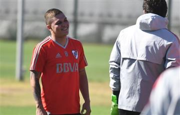 River Plate confirma que Juan Fernando Quintero sí jugará ante Santa Fe