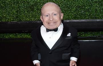 Verne Troyer, ( Mini Me), internado por intoxicación alcohólica