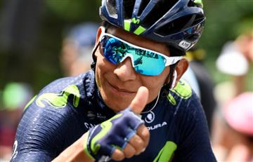 Vuelta al País Vasco: Nairo Quintana en el top '10'
