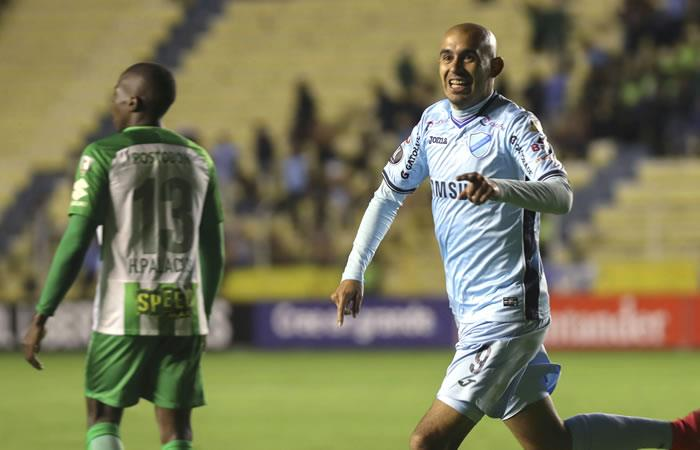 Atlético Nacional no aprovechó un penalti y perdió ante Bolívar