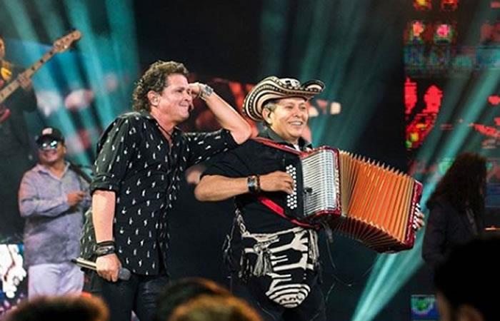 Carlos Vives estrena la canción oficial del Festival de la Leyenda Vallenata