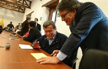 ELN invita a los candidatos presidenciales a mesa de diálogo en Quito