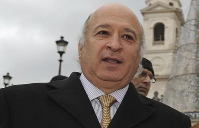 Exministro Sabas Pretelt De La Vega queda en libertad condicional
