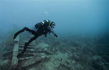 Hallan cementerio indígena de 7.000 años bajo el mar de Florida