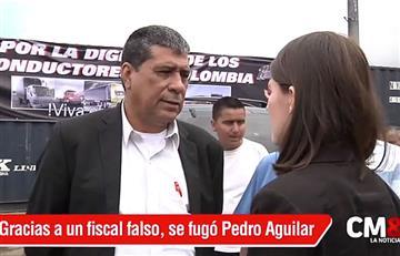 Pedro Aguilar queda libre utilizando un falso fiscal