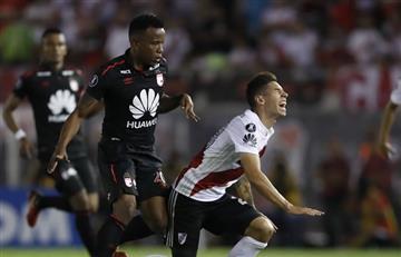 Santa Fe demostró actitud ganadora pero empató con River Plate