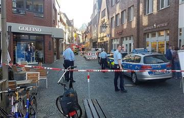 Alemania: Varios muertos y heridos en un atropello múltiple por una furgoneta