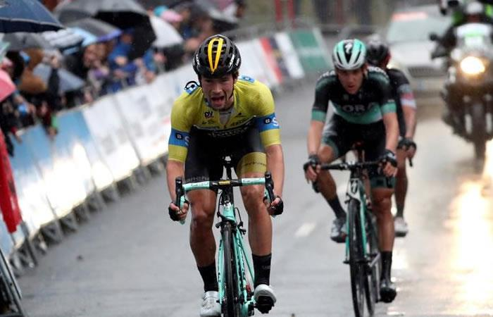 Primoz Roglic ganó la Vuelta al País Vasco, Nairo fue quinto