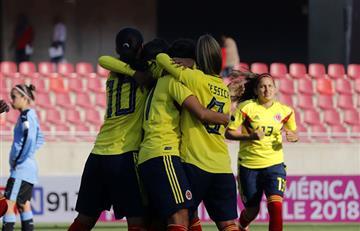 Selección Colombia femenina empató con Chile y sigue sumando en la Copa América