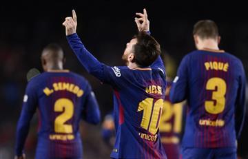 Vídeo: Los golazos de Messi en la victoria ante el Leganés