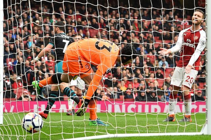 Arsenal se impuso ante Southampton