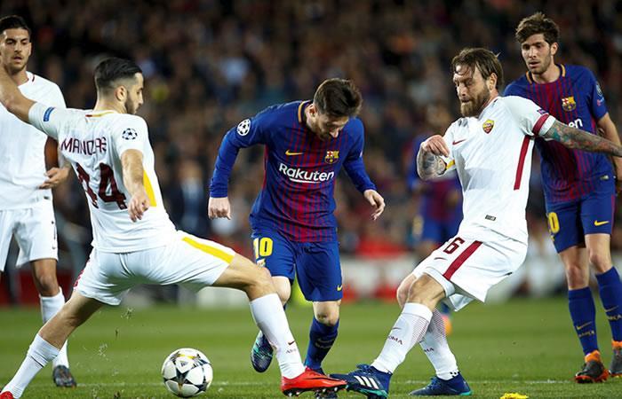 Champions League: ¿A qué hora y dónde ver por TV al Barcelona vs. Roma?