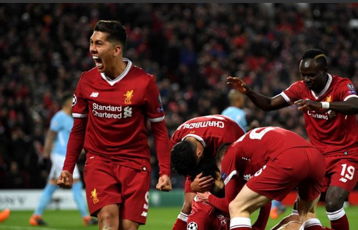 ¿Dónde y a qué hora puedes ver  al City  vs  Liverpool por la Champions?