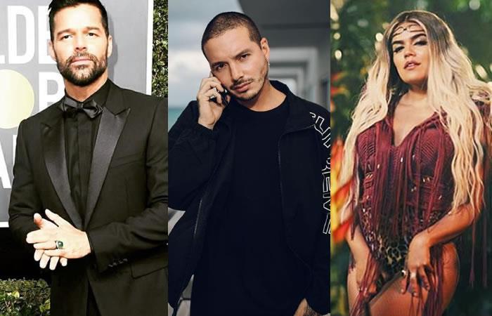 Latin Billboards: Ricky Martin, J Balvin y Karol G estarán en el escenario