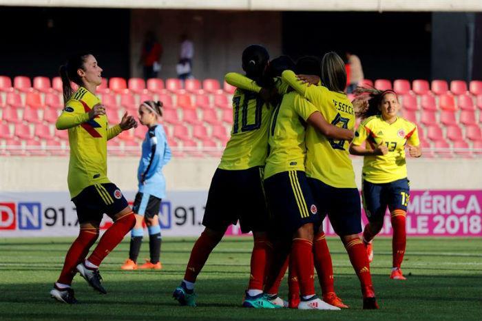 Selección Colombia femenina: ¡Imparables las cafeteras!