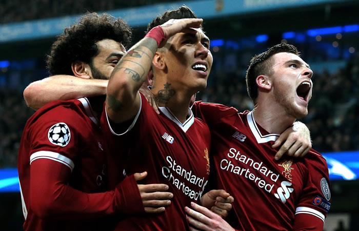 Liverpool hizo lo imposible y clasificó a semifinales de la Champions