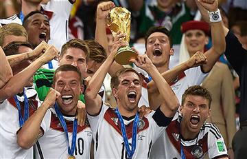 Mundial de Rusia: Capitanes que alzaron la Copa del Mundo