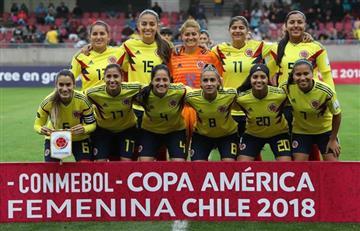 Selección Colombia femenina: ¡Sin conocer la derrota!