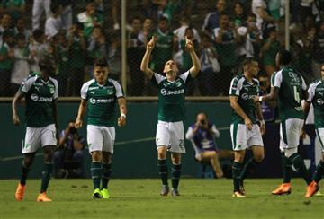 Cali se impuso ante Danubio en el debut de la Copa Sudamericana